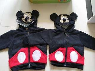 🚚 Mickey Mouse Jacket