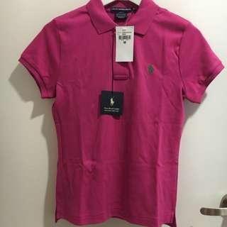 0873c036cd Original Brand New Ralph Lauren Slim Fit Sports Polo Tee In Size M