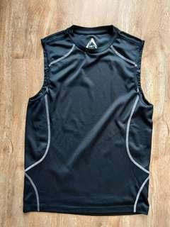 A87 compression sleeveless size XS