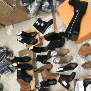 Shoes Stocks