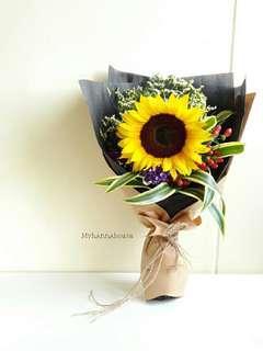 Fresh Flower 🌼🌻 Vibrant Sunflower