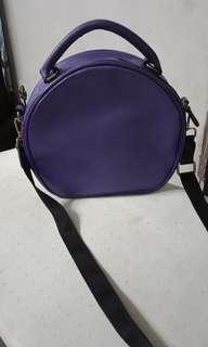 Katre baby boite leather bag