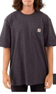 🚚 Sz S carhartt k87 workwear shirt