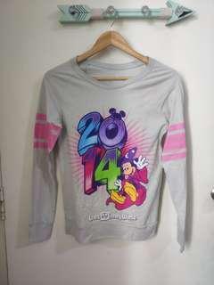 Disney Parks Mickey Mouse Sweatshirt