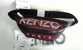 Kenzo Bumbag Bordeaux