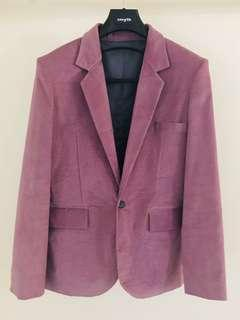 Purple Formal Suit