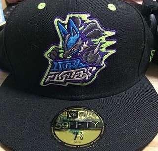Pokemon 路卡利歐 Cap帽