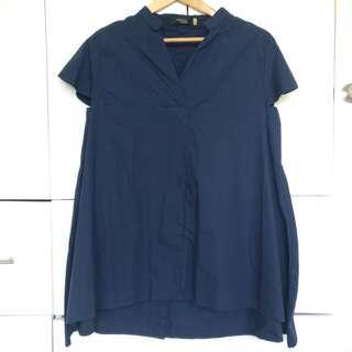 SM Woman Maternal Small Navy Blue