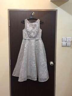 Dinner gown/ wedding gown