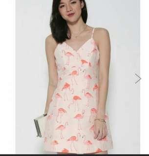 🚚 Love Bonito Fryda Dress Size S