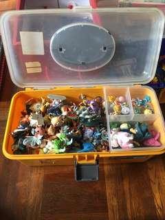 Whole box of Pokemon Miniatures