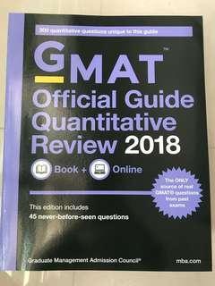 GMAT 2018