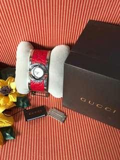 Preloved Like New Gucci Watch Authentic