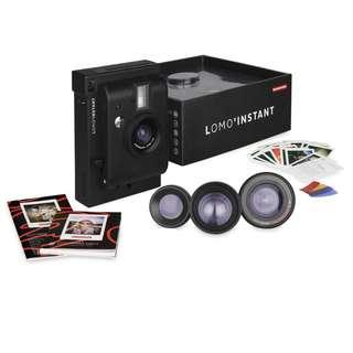 Lomography Instant & Lenses Black li800b