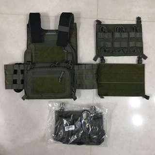 LBX Tactical Armatus2 PC full set
