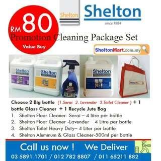 Cleaning Detergent ( Floor , Toilet & Glass Cleaner )