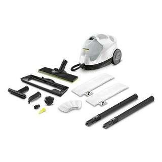 MACHINE RENTAL: Karcher Steam Cleaner SC4 Easy Fix Premium