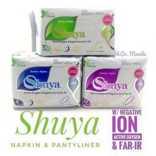 Shuya Napkin and Panty Liner
