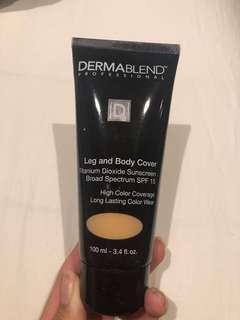 Dermablend Leg and Body Cover (Caramel)