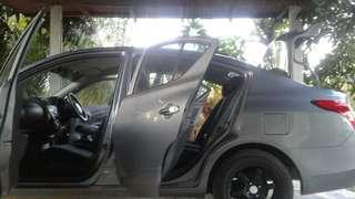 Vehicle Nissan Almera for rent booking 2 days earlier 1.5 A/E Auto
