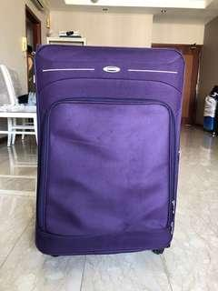 🚚 Purple Color travel luggage