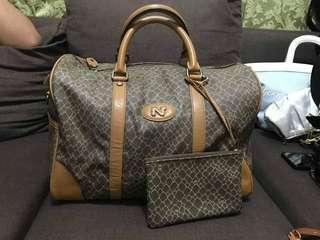 Nina ricci travelling bag