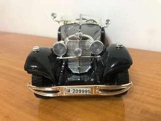 模型古董車