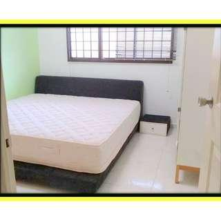 Nice Common Room in Bishan for Rent. All female environment <131 Bishan St 12>