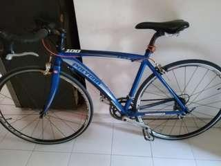 Road bike Polygon 100 size 50 small ,look new.