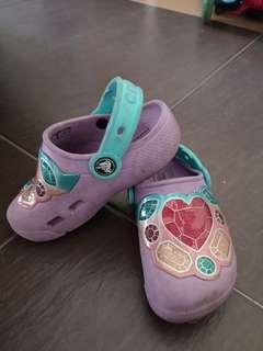 Limited Edition Crocs Shoes for Girls