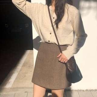 🚚 A-line Skirt