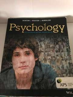Psychology (4th Australian and New Zealand Edition)