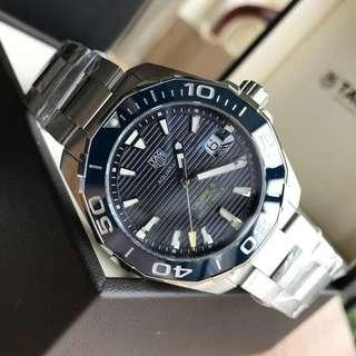 Limited Ready Stock !!! New Original Tag Heuer Aquaracer Calibre 5