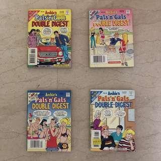 Archie's Pals'n'Gals Double Digest