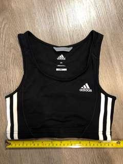 🚚 Adidas Sports Bra XS black