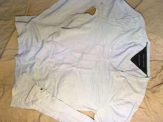 Tommy Hilfiger long sleeve jumper 毛衣 冷衫 上衣 長袖 80% new size M unisex