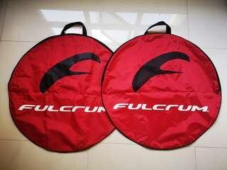 Good Condition Fulcrum Wheel Bag
