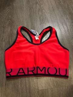 🚚 UA sports bra XS