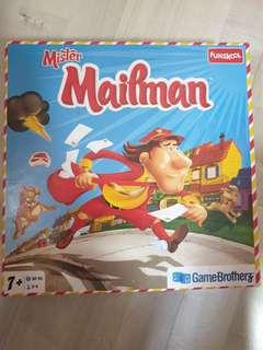 🚚 Mister Mailman board game
