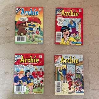 Archie's Digest Magazine