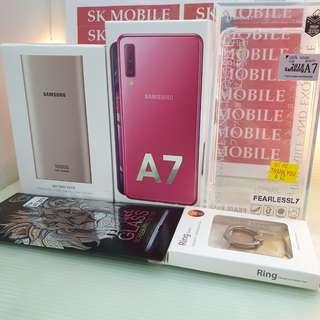 Samsung Galaxy A7 New