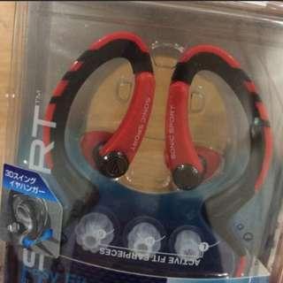 鐵三角運動耳機