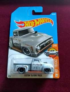 Hot wheels Custom '56 Ford Truck