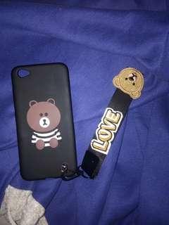 Vivo v5 plus bear back cover