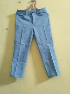 Celana 7/8 jeans