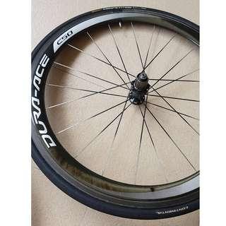 2016 DuraAce C50 Tubular Rear Wheel