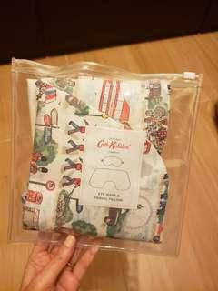 Cath Kidston - Eye Mask & Travel Pillow
