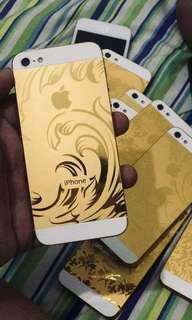 new! Customized Colorful iphone 5g,16gb,semi fu