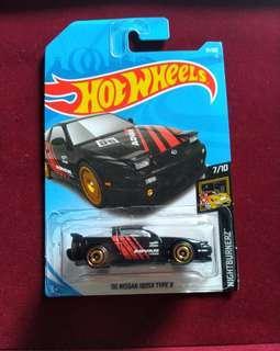 Hotwheels Nissan 180SX