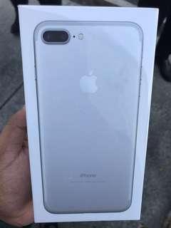Iphone 7plus 256GB Myset